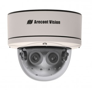 Arecont Vision® SurroundVideo® 12MP WDR 180° View Panoramic Camera