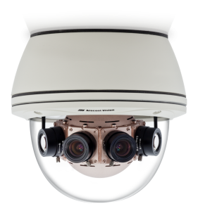 Arecont Vision® SurroundVideo® 180° Camera.